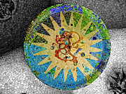 Mosaic Photos - Creation by Roberto Alamino