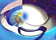 Creative Eye Print by Anil Nene