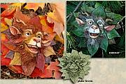 Fall Summer Reliefs - Creature by ErinandShane Koehler