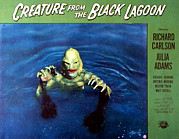 Creature From The Black Lagoon, 1954 Print by Everett