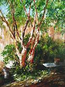 Gloria Turner - crepe myrtle SOLD