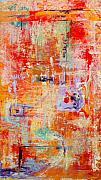 Large Paintings - Crescendo by Pat Saunders-White