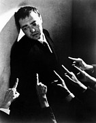 1935 Movies Prints - Crime And Punishment, Peter Lorre, 1935 Print by Everett