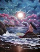 Laura Iverson - Crimson Mermaid