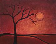 Sandy Bostelman - Crimson Sunset