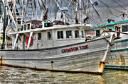 Crimson Tide Photo Prints - Crimson Tide Print by Lynn Jordan