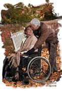 Cripple Love Print by Normand Laporte