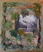 Photo  Tapestries - Textiles - Crisp Autumn Day by Pam Reed