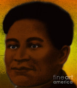Crispus Attucks, African-american War Print by Photo Researchers