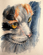 Cats Originals - Crocket by Francoise Dugourd-Caput