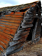 Haunted Barn Photos - Crooked Breeze Two by Jerry Cordeiro