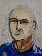 David Pastels - Crosby by Pete Maier