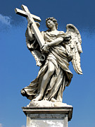 Bernini Photos - Cross Angel by Joanne Riske