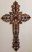 One Of A Kind Reliefs - Cross by Becker
