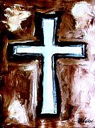 Jesus Pictures Digital Art - Cross for Me by Marsha Heiken