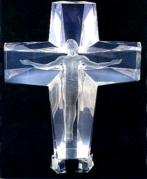 Church Sculptures - Cross of the Millennium by Frederick Hart