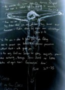 New Testament Mixed Media - Cross Sketch by Laura Ogrodnik