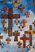 Les Abeyta - Crosses in Historic...