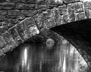 Stone Bridge Photos - Crossing Over by Thomas Young