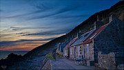 Andy Stuart - Crovie Sunset