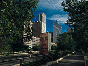 Richard Christensen - Crown Fountain