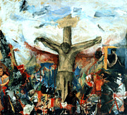 Zaher Bizri - Crucify - art in Lebanon...