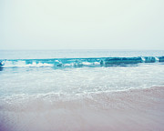 Beach Photograph Posters - Crystal Clear Poster by Nastasia Cook