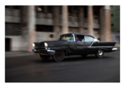 Car Greeting Cards Posters - Cuba 07 Poster by Marco Hietberg
