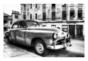 Havanna Framed Prints - Cuba 12 Framed Print by Marco Hietberg