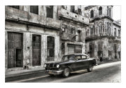Havanna Framed Prints - Cuba 15 Framed Print by Marco Hietberg