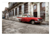 Havanna Framed Prints - Cuba 18 Framed Print by Marco Hietberg