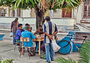 Dominoes Photos - Cuba. Dominoes players by Juan Carlos Ferro Duque