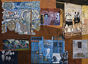 Cuba Mixed Media - Cuban graffiti by Ariela Boronat