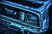 Tail Lights Digital Art - Cuda By Plymouth by Gordon Dean II