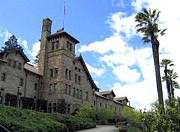 St. Helena Photos - Culinary Institute of America Greystone by Will Borden