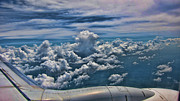Cumulus Clouds Framed Prints - Cumulus Framed Print by Douglas Barnard