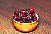 Blackberry Originals - Cup Of Fruits For You by Alexandr Marynkin
