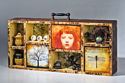 Susan McCarrell - Curious Cabinet
