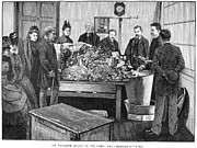Bureau Prints - Currency Macerator, 1890 Print by Granger