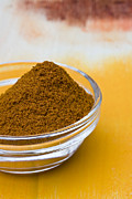 Curry Powder Print by Frank Tschakert
