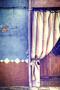 Curtain Print by Joana Kruse