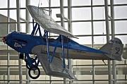 Gwyn Newcombe - Curtiss OX5