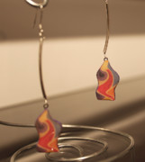 Photography Jewelry Originals - Curved by Jana Landon