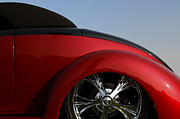 Custom Automobile Photos - Curves by Dennis Hedberg