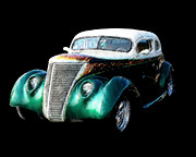 Malcolm Lorente - Custom 30s sedan