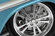 Alloy Posters - Custom Car Wheel Poster by Oleksiy Maksymenko