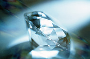 Crystalline Art - Cut Diamond by Pasieka