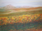 Wine Country. Originals - Cuvaison by Becky Chappell
