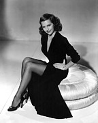 Charisse Framed Prints - Cyd Charisse, Mgm Publicity Shot, 1949 Framed Print by Everett