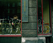 Europe Photo Originals - Cykles by Jan Faul